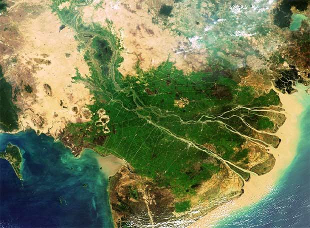 Delta do Mekong ( Fonte: elpais.com)