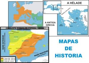 MAPAS DE HISTORIA