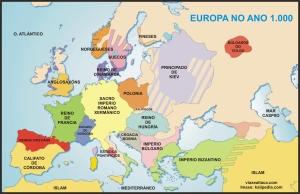europa ano 1000