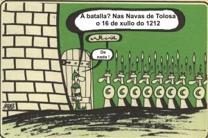 batalla navas tolosa