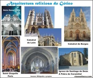 arq relixiosa gotico