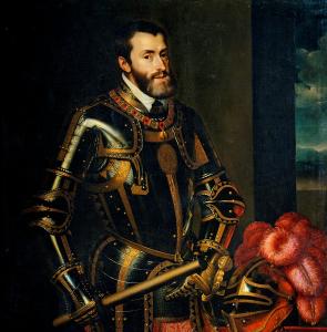 Carlos I ( Imaxe Wikipedia )