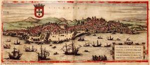A prosperidade económica vese reflexada no aumento demográfico e das actividades comerciais. Exemplo é o porto da cidade de Lisboa