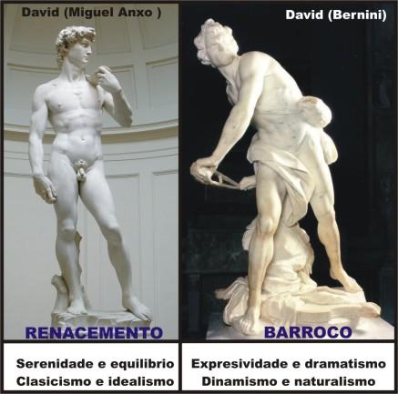escultura renacemento barroco