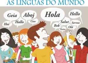 LINGUAS DO MUNDO