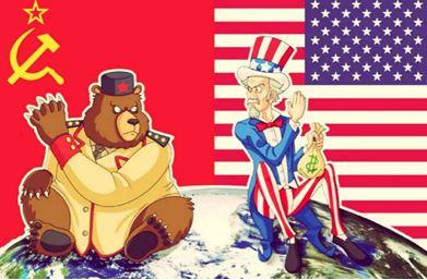 Resultado de imagen de guerra fria